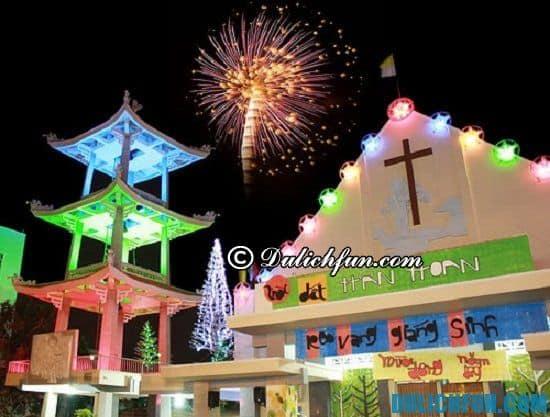 Đón Giáng sinh tại các thánh đường lớn ở Sài Gòn: Địa điểm đón giáng sinh nhộn nhịp, nổi tiếng ở Sài Gòn