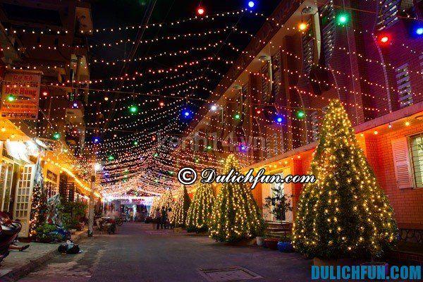 Đón giáng sinh ở đâu Sài Gòn đẹp nhất? Địa điểm vui chơi đêm giáng sinh nổi tiếng ở Sài Gòn
