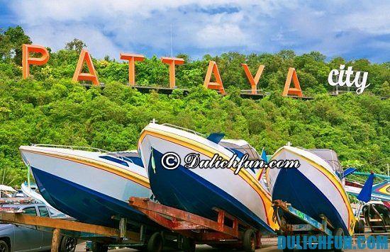 Du lịch Pattaya có gì thú vị? Khám phá những địa điểm tham quan, du lịch nổi tiếng ở Pattaya