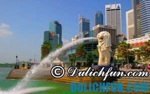 Địa điểm tham quan miễn phí ở Singapore cực hot hiện nay
