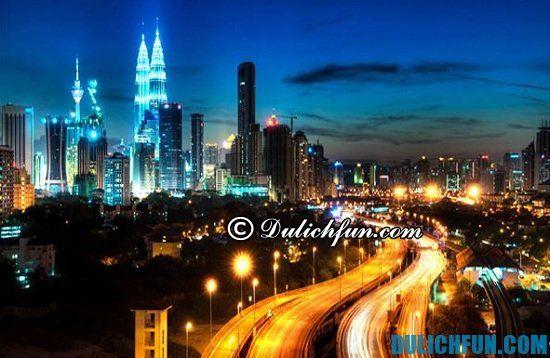Đi du lịch Malaysia cần chuẩn bị? Những vật dụng cần mang theo khi du lịch Malaysia