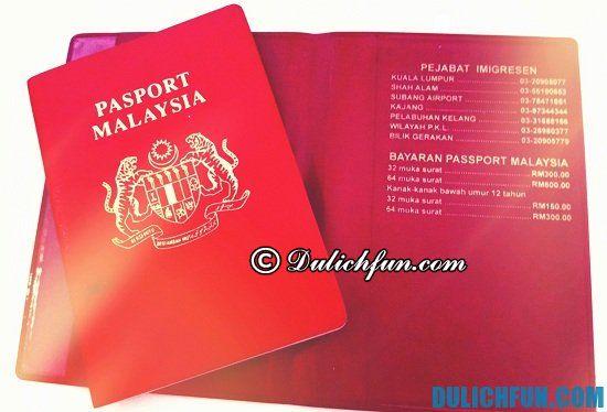 Cần mang theo những gì khi du lịch Malaysia? Những điều lưu ý quan trọng nên nhớ khi du lịch Malaysia