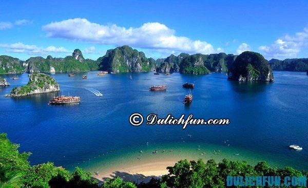 Những địa điểm du lịch hot nhất ở Việt Nam: Nơi tham quan, vui chơi, ngắm cảnh đẹp ở Việt Nam