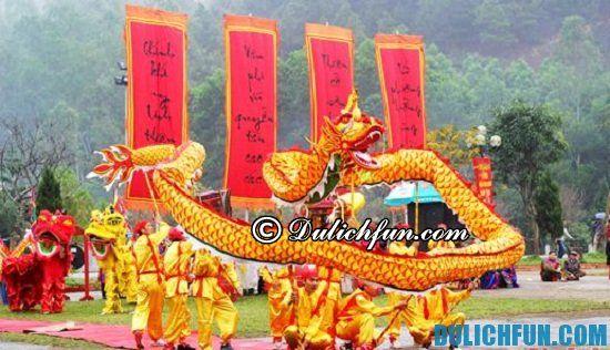 Thời gian diễn ra những lễ hội nổi tiếng ở miền Trung vào đầu năm: Du xuân miền Trung khám phá các lễ hội đặc sắc, độc đáo