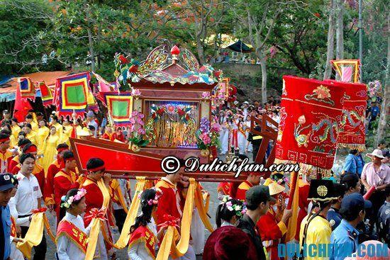 Tổng hợp những lễ hội văn hóa đầu xuân ở miền Trung