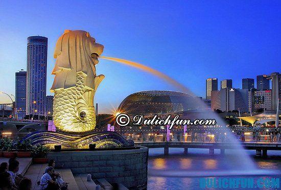 Du lịch Singapore cần chú ý điều gì? Một số điều lưu ý cần thiết khi du lịch Singapore
