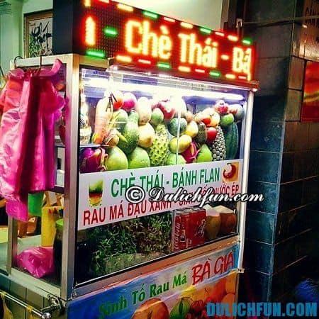 Quán ăn đêm ngon ở Vũng Tàu : Địa điểm ăn uống về đêm ở Vũng Tàu