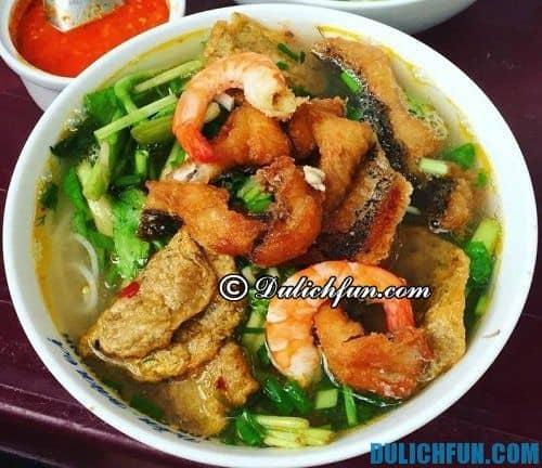 Quán bún cá ngon ở Hà Nội: Địa chỉ ăn bún cá ngon, bổ, rẻ ở Hà Nội