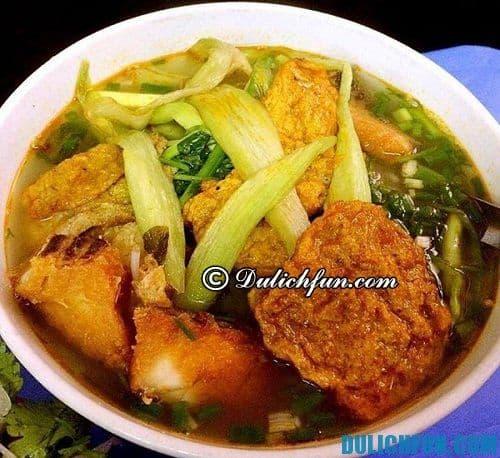 Địa chỉ ăn bún cá nổi tiếng, giá bình dân ngon nhất Hà Nội: Quán bún cá nào ở Hà Nội vừa ngon vừa rẻ