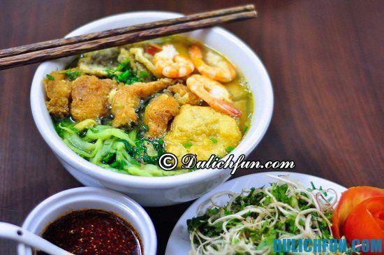 Địa chỉ ăn bún cá ngon, nổi tiếng tại Hà Nội: Hà Nội có quán bún cá nào ngon