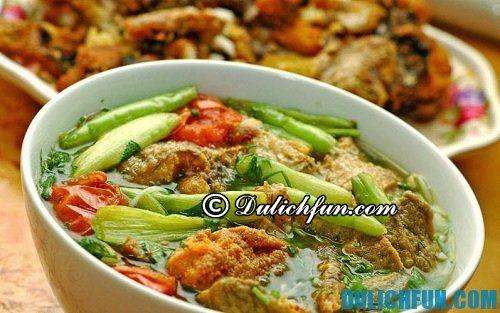 Danh sách các quán bún cá ngon ở Hà Nội: Địa chỉ ăn bún cá ngon, giá bình dân ở Hà Nội