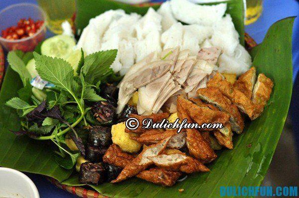 Ăn bún đậu mắm tôm ở đâu Hà Nội ngon nhất? Những địa chỉ ăn bún đậu mắm tôm nổi tiếng ở Hà Nội