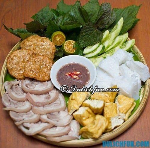 Bún đậu mơ ngon nhất ở Hà Thành, Hà Nội có quán bún đậu mắm tôm nào ngon, nổi tiếng, giá rẻ