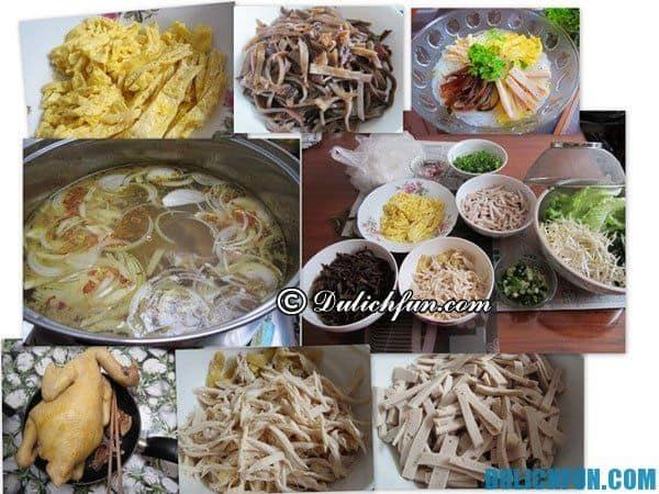 Địa chỉ ăn bún thang ngon ở Hà Nội: Ăn bún thang ở đâu Hà Nội vừa ngon, vừa rẻ