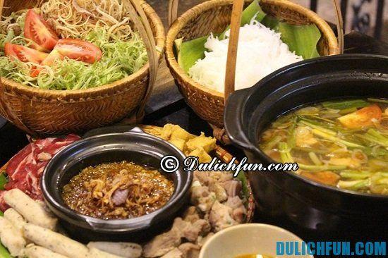 Quán lẩu riêu cua đắt khách tại Hà Nội: Ăn lẩu ở đâu Hà Nội ngon, giá rẻ