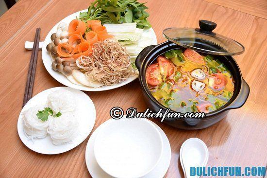 Địa chỉ ăn lẩu Thái ngon ở Hà Nội: Các quán lẩu Thái nổi tiếng ở Hà Nội
