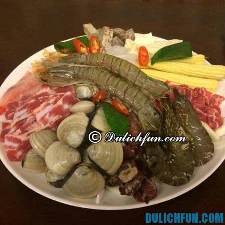 Ăn lẩu Thái ở đâu Hà Nội ngon, giá rẻ? Danh sách các nhà hàng lẩu Thái chất lượng, nổi tiếng ở Hà Nội
