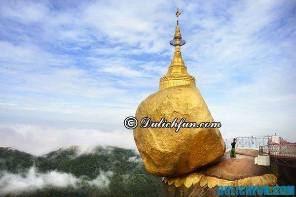 Khám phá xứ sở chùa vàng Myanmar