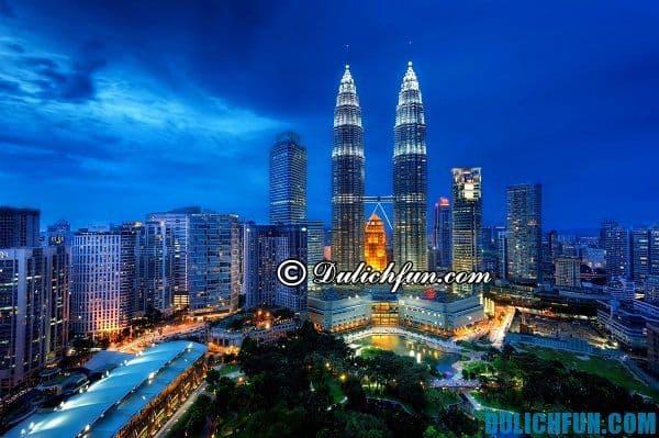 Malaysia - Đất nước của những lễ hội