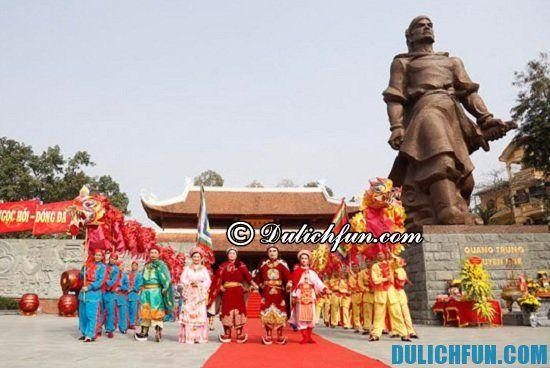 Du lịch Hà Nội có những lễ hội gì đặc sắc? Một số lễ hội truyền thống, đặc sắc ở Hà Nội thu hút nhiều du khách nhất