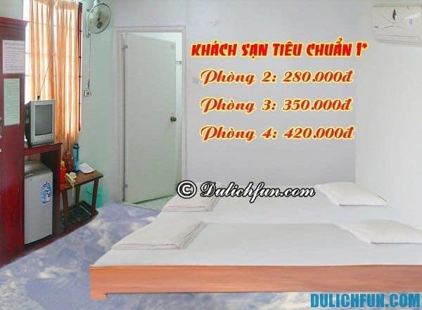 Khách sạn ở khu du lịch Vinh Sang và giá phòng chi tiết: Nên ở đâu qua đêm khi đến vui chơi tại khu du lịch sinh thái Vinh Sang
