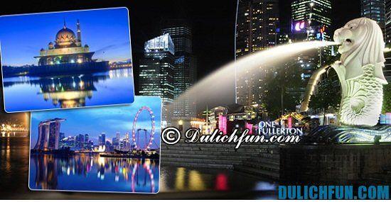 Kinh nghiệm du lịch Singapore - Malaysia tự túc, giá rẻ: Thủ tục nhập cảnh và xuất cảnh khi đi du lịch Singapore - Malaysia