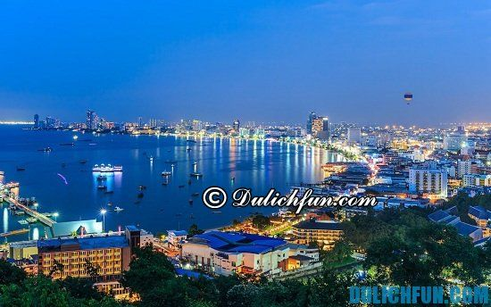 Chia sẻ kinh nghiệm du lịch Pattaya 3N2Đ tự túc, vui vẻ. Hướng dẫn du lịch Pattaya 3 ngày 2 đêm đầy đủ, chi tiết
