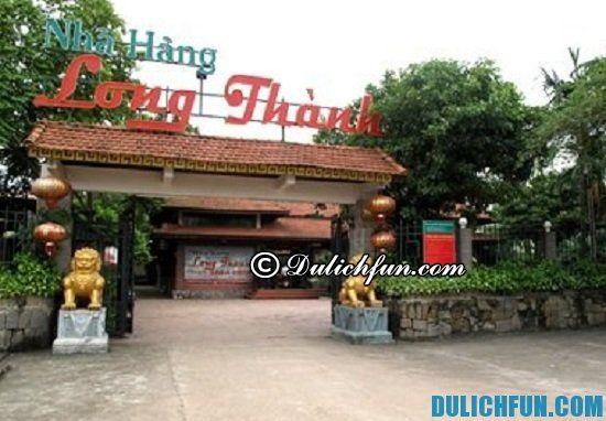 Tổng hợp những nhà hàng ăn ngon ở Tam Đảo. Các nhà hàng, quán ăn ngon, hấp dẫn và giá rẻ ở Tam Đảo hút khách nhất