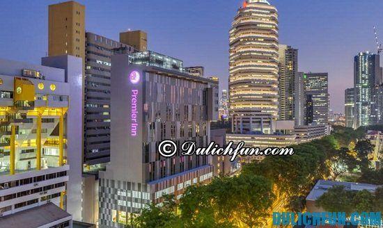 Tư vấn đặt phòng khách sạn khi đi du lịch Singapore - Malaysia: Ở đâu khi đến Singapore và Malaysia du lịch?
