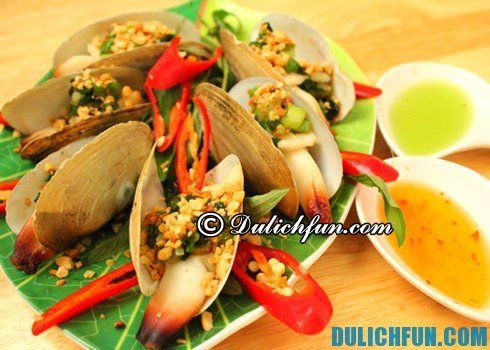 Ăn gì ở Quất Lâm? Kinh nghiệm ăn uống khi đi du lịch biển Quất Lâm