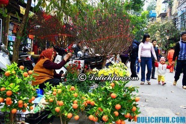 Chợ hoa Nghi Tàm
