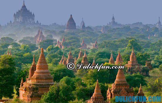 Du lịch Myanmar 5 ngày 4 đêm nên đi chơi ở đâu? Kinh nghiệm đi Myanmar vui chơi trong 5 ngày 4 đêm