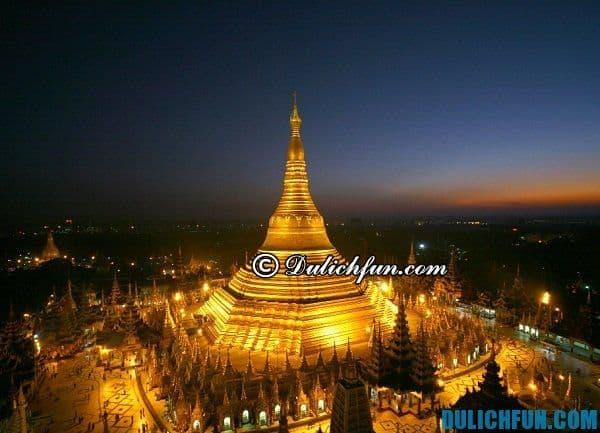 Hướng dẫn đi du lịch Myanmar 5 ngày 4 đêm tự túc: Tư vấn lịch trình tham quan, khám phá Myanmar trong 5 ngày 4 đêm