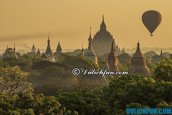 Hướng dẫn tour du lịch Myanmar 5 ngày 4 đêm vui vẻ, tự túc: Chia sẻ kinh nghiệm đi du lịch Myanmar trong 5 ngày 4 đêm