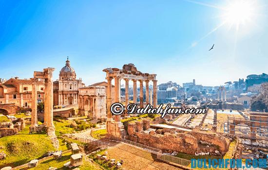 Du lịch châu Âu mùa nào đẹp nhất? Thời điểm lý tưởng nên di du lịch châu Âu