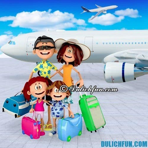 Du lịch gia đình gần Hà Nội nên chơi ở đâu? Những địa điểm du lịch gia đình lý tưởng gần Hà Nội
