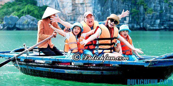 Kinh nghiệm khi đi du lịch gia đình gần Hà Nội, tư vấn địa điểm du lịch gia đình lý tưởng gần Hà Nội