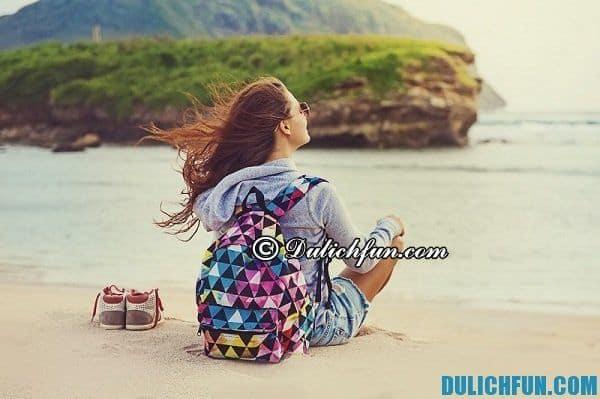 Du lịch một mình tại sao không? Hướng dẫn đi du lịch một mình an toàn, du lịch một mình có gì thú vị
