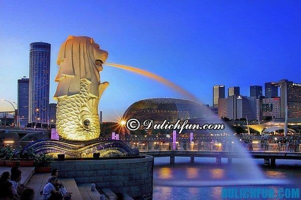 Du lịch Singapore mùa nào đẹp nhất? Thời điểm lý tưởng để đi du lịch Singapore