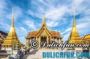Kinh nghiệm du lịch Bangkok 3N2Đ: Nên đi đâu, chơi gì?