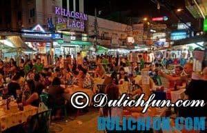 Kinh nghiệm du lịch Bangkok – Pattaya: gợi ý lịch trình 4N3Đ