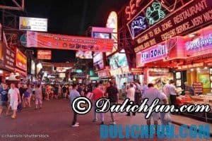 Kinh nghiệm du lịch Pattaya 3N2Đ qua chuyến đi thực tế