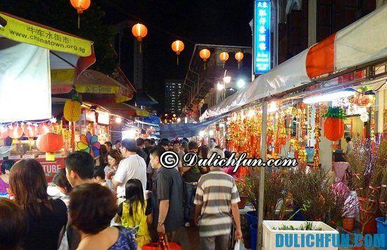 Nên đi đâu khi du lịch ở Singapore 3 ngày 2 đêm? Thông tin và hướng dẫn du lịch Singapore 3 ngày 2 đêm cụ thể, chi tiết nhất