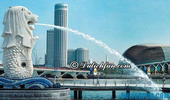 Du lịch Singapore 3 ngày 2 đêm có gì? Chia sẻ kinh nghiệm du lịch Singapore và gợi ý lịch trình du lịch Singaprore 3 ngày 2 đêm đáng nhớ