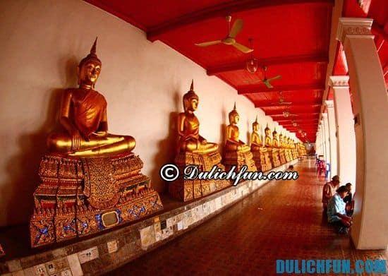 Du lịch Bangkok 3 ngày 2 đêm có gì thú vị? Hướng dẫn du lịch Bangkok trong 3 ngày 2 đêm an toàn, thuận lợi