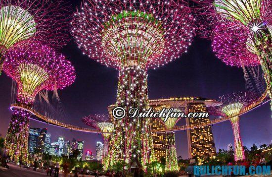Đi đâu, chơi gì khi du lịch Singapore 3 ngày 2 đêm? Gợi ý lịch trình du lịch Singapore 3 ngày 2 đêm tự túc cho người mới du lịch lần đầu