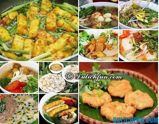 Ăn gì khi du lịch Đà Nẵng dịp Tết Nguyên Đán? Kinh nghiệm ăn uống ở Đà Nẵng dịp Tết
