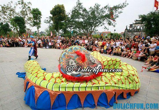 Các lễ hội thú vị và hấp dẫn ở Hà Nội. Điểm tên những lễ hội nổi tiếng ở Hà Nội không nên bỏ lỡ