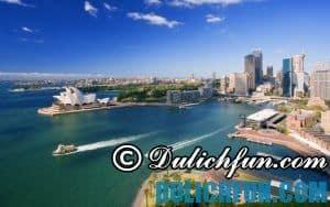 Du lịch Úc mùa nào đẹp nhất?