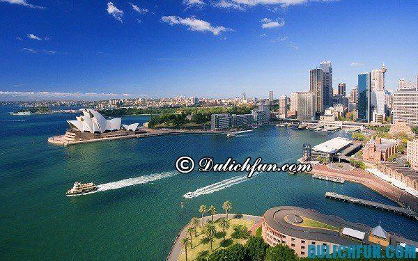 Du lịch Úc mùa nào đẹp nhất? Thời điểm lý tưởng để đi du lịch Úc